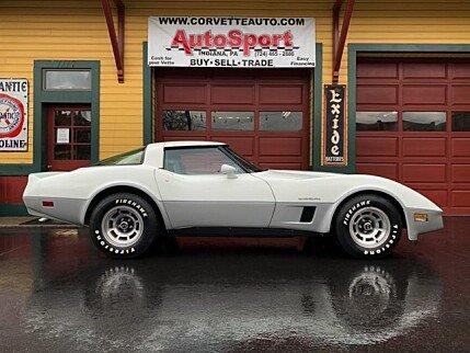 1982 Chevrolet Corvette Coupe for sale 101052387