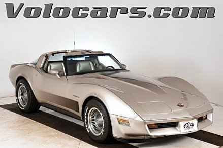 1982 Chevrolet Corvette Coupe for sale 101055980