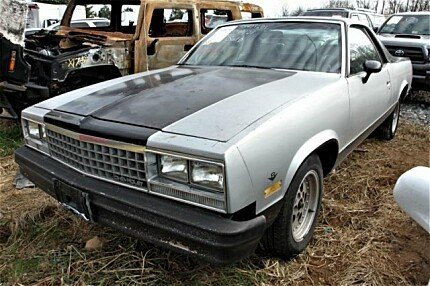 1982 Chevrolet El Camino V8 for sale 100836304