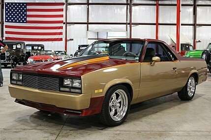 1982 Chevrolet El Camino V8 for sale 100882735