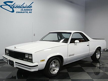 1982 Chevrolet El Camino V8 for sale 100915529