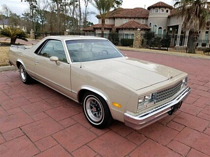 1982 Chevrolet El Camino for sale 100962248