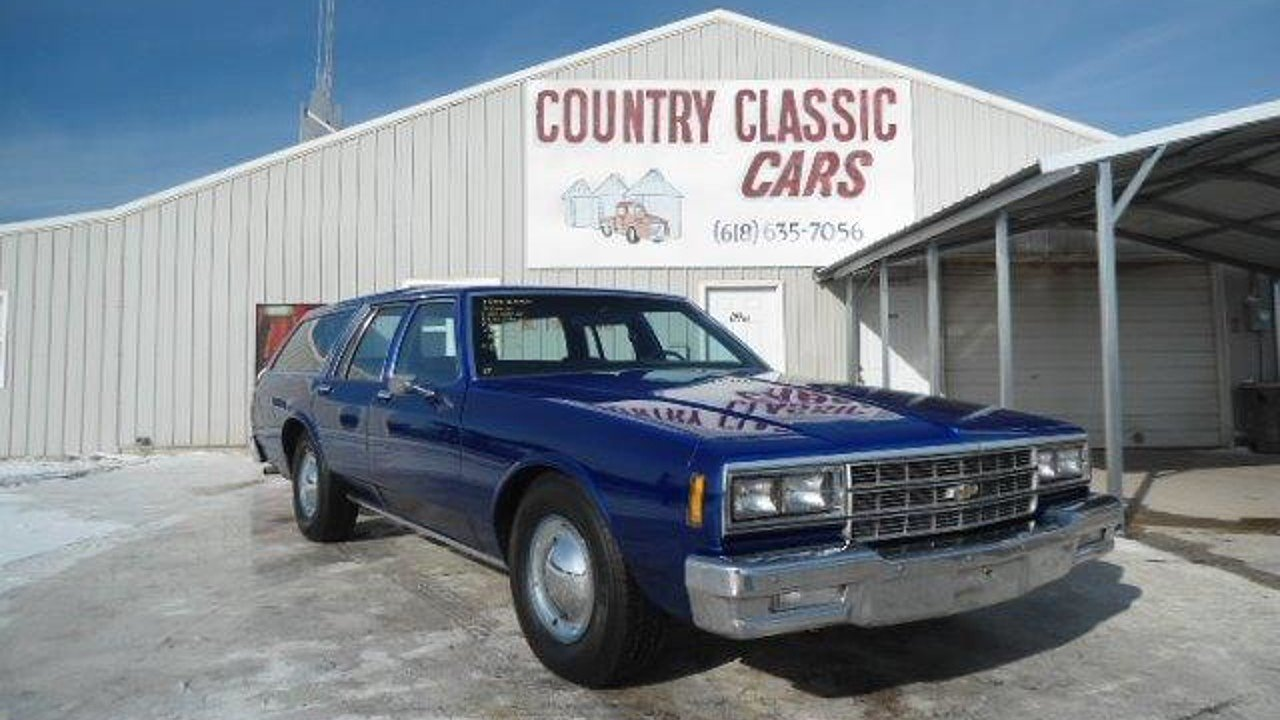 1982 Chevrolet Impala for sale 100748747
