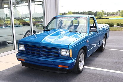 1982 Chevrolet S10 Pickup 2WD Regular Cab for sale 100777566