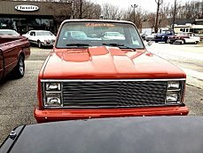 1982 Chevrolet Silverado and other C/K1500 for sale 100780913
