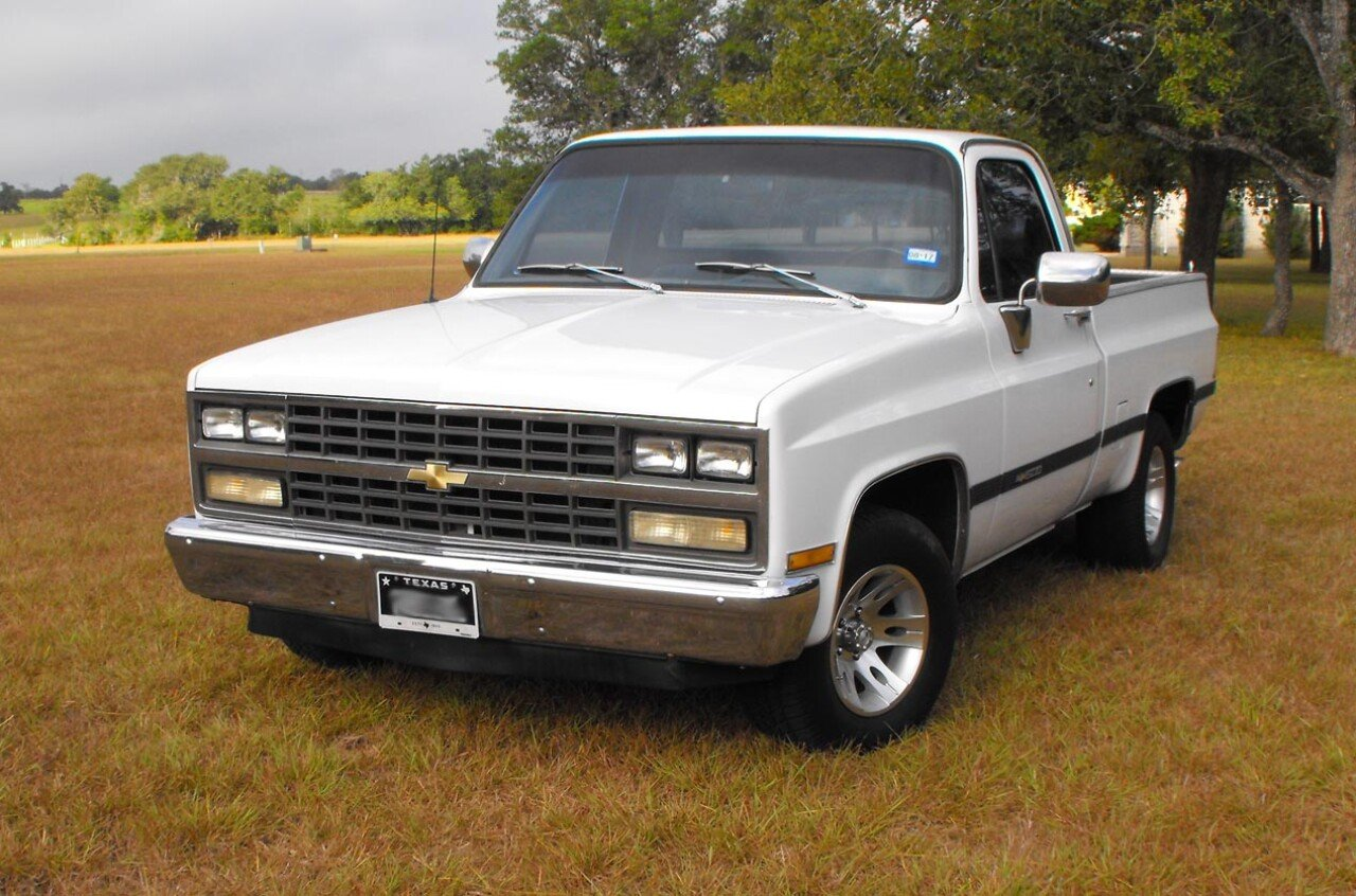 1992 chevrolet silverado and other c/k1500 classics for