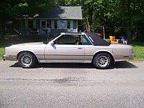 1982 Chrysler Cordoba for sale 100839093