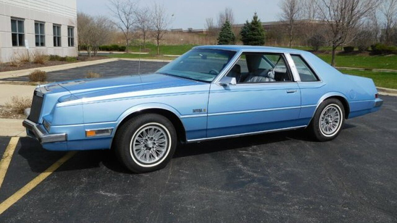1982 Chrysler Imperial for sale 100868791