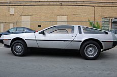 1982 DeLorean DMC-12 for sale 100794107