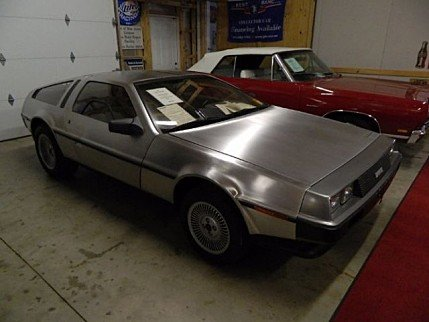 1982 DeLorean DMC-12 for sale 100915715