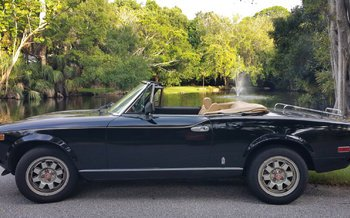 1982 FIAT 2000 Spider for sale 100846721