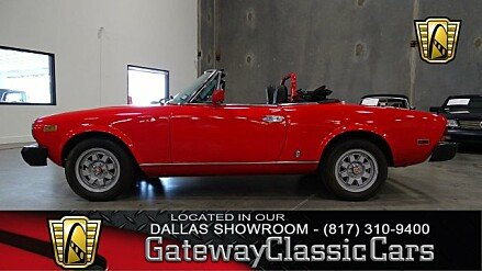 1982 FIAT 2000 Spider for sale 100883253