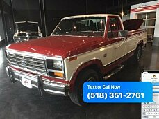 1982 Ford F150 2WD Regular Cab for sale 100994109