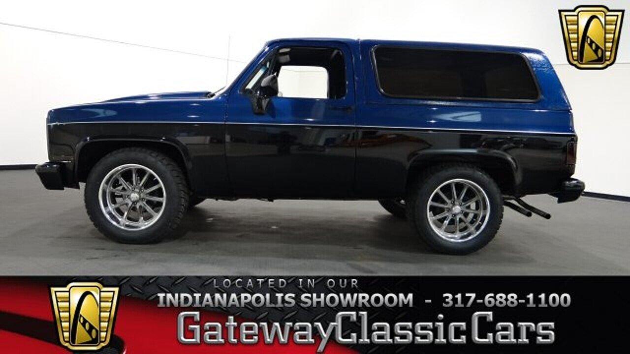 1982 Gmc Jimmy 2wd For Sale Near O Fallon Illinois 62269 Classics On 20 S 100963604