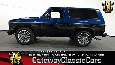 1982 GMC Jimmy 2WD for sale 100835653