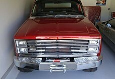 1982 GMC Jimmy 4WD for sale 100885642