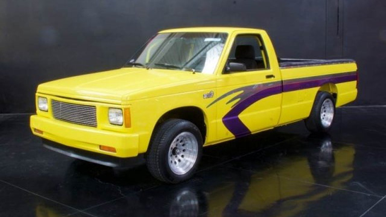 1982 GMC S15 Pickup for sale 100872667