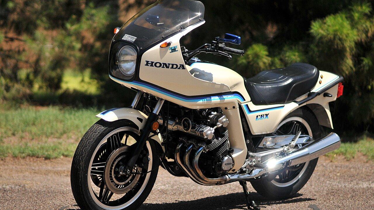 1982 Honda CBX for sale 200618956