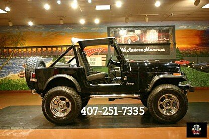1982 Jeep CJ 7 for sale 100913082