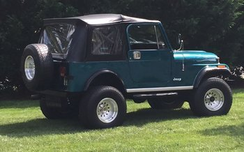 1982 Jeep CJ 7 for sale 101025851