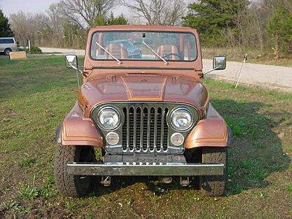 1982 Jeep Scrambler for sale 100754214