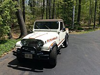 1982 Jeep Scrambler for sale 100762592