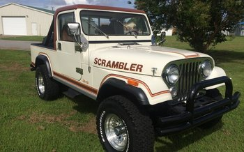 1982 Jeep Scrambler for sale 100790280