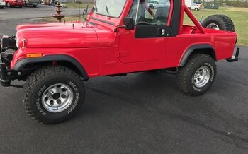 1982 Jeep Scrambler for sale 100849849