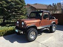 1982 Jeep Scrambler for sale 100980069