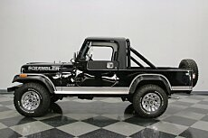 1982 Jeep Scrambler for sale 100995613