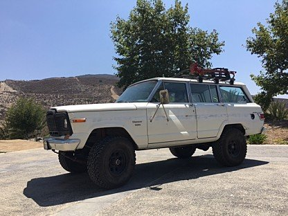 Classic Jeep Wagoneers For Sale Classics On Autotrader