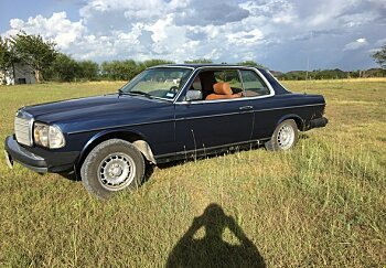 1982 Mercedes-Benz 300CD Turbo for sale 100945116