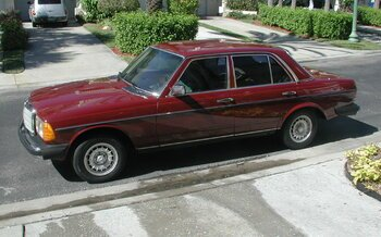 1982 Mercedes-Benz 300D Turbo for sale 100789076