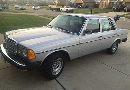 1982 Mercedes-Benz 300D Turbo for sale 100792843