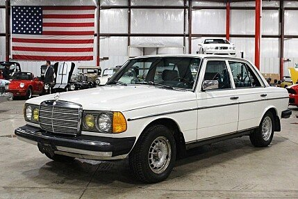 1982 Mercedes-Benz 300D Turbo for sale 100934731