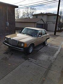 1982 Mercedes-Benz 300D for sale 100951377