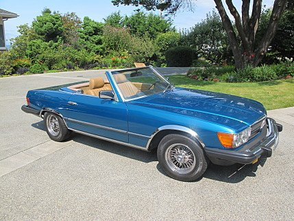 1982 Mercedes-Benz 380SL for sale 100777784
