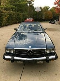 1982 Mercedes-Benz 380SL for sale 100840219