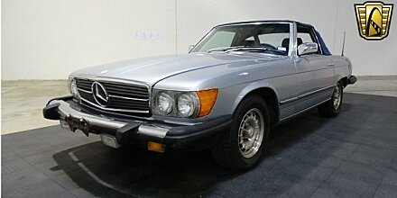 1982 Mercedes-Benz 380SL for sale 100861111