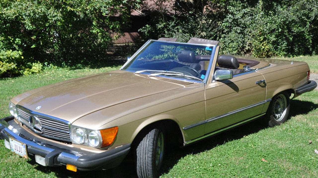 1982 mercedes benz 380sl for sale near signal mountain tennessee 37377 classics on autotrader. Black Bedroom Furniture Sets. Home Design Ideas