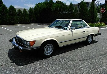 1982 Mercedes-Benz 380SL for sale 100887610