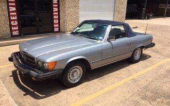 1982 Mercedes-Benz 380SL for sale 100923334