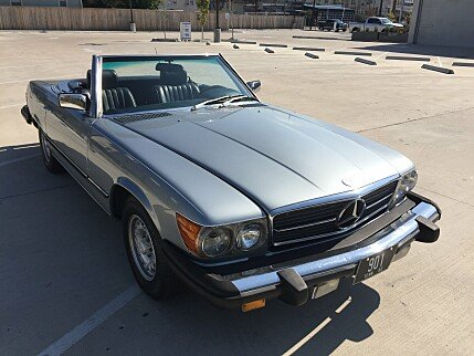 1982 Mercedes-Benz 380SL for sale 100923334