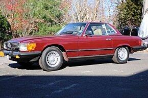 1982 Mercedes-Benz 380SL for sale 100722770