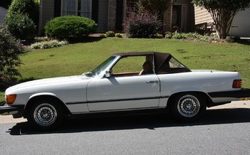 1982 Mercedes-Benz 380SL for sale 100838656