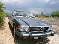 1982 Mercedes-Benz 380SL for sale 100851426