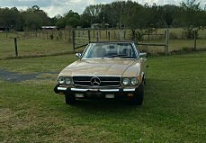1982 Mercedes-Benz 380SL for sale 100852621