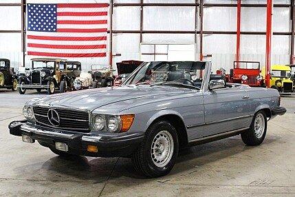 1982 Mercedes-Benz 380SL for sale 100915152
