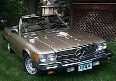 1982 Mercedes-Benz 380SL for sale 100962782