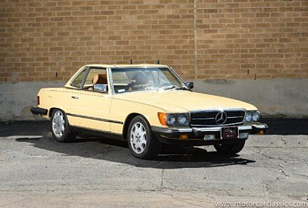 1982 Mercedes-Benz 380SL for sale 100986473
